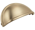 Amerock BP53010BBZ - 3 Inch CC Golden Champagne Cup Pull