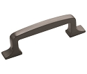 Amerock Westerly 3 Inch CC Cabinet Pull - Graphite