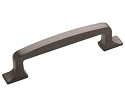 Amerock Westerly 3 3/4 Inch CC Cabinet Pull - Graphite