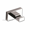 Atlas Homewares Axel Bath Collection Robe Hook in Polished Chrome