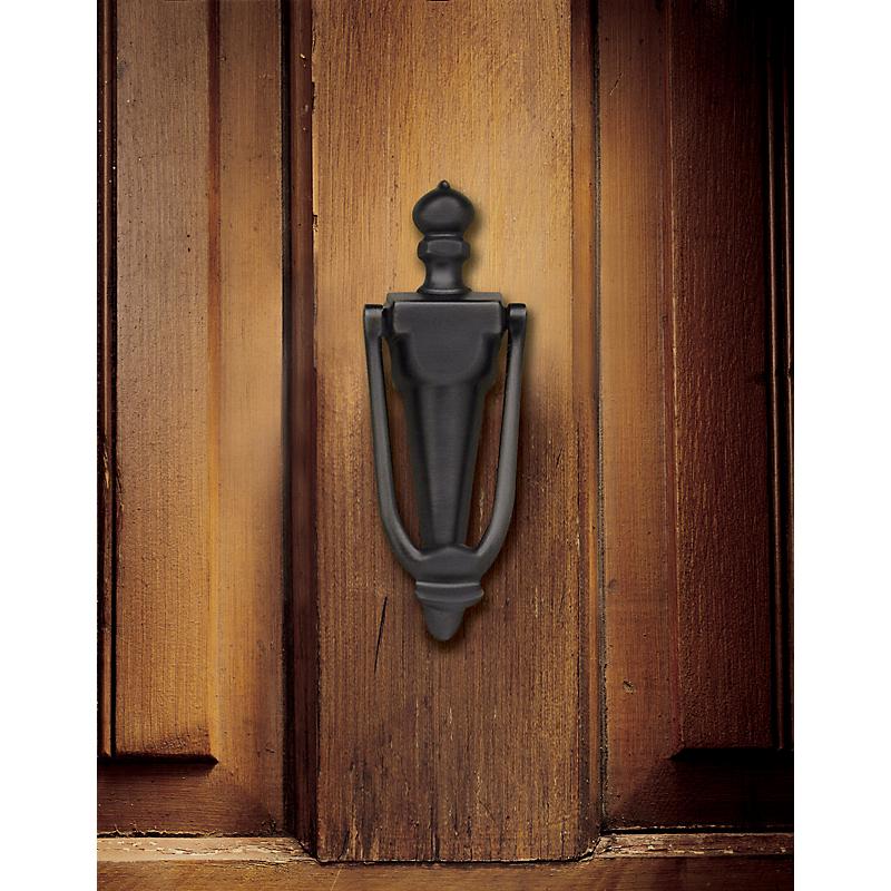 Baldwin Hardware 0106.102 French Door Knocker
