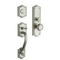 Baldwin Bristol Mortise Entry Handleset