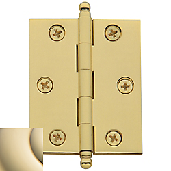 Baldwin Estate Series 2 Inch x 2 1/2 Inch Cabinet Hinge - Pair
