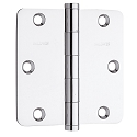 Baldwin Estate Series 3 1/2 Inch Door Hinge with 1/4 Inch Radius Corner