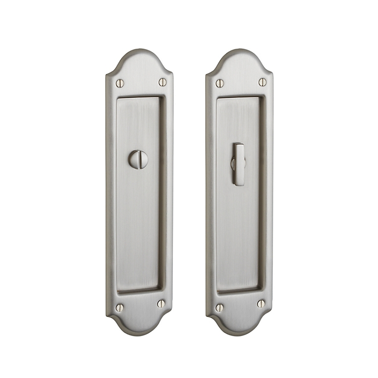 Baldwin Boulder Pocket Door Lock