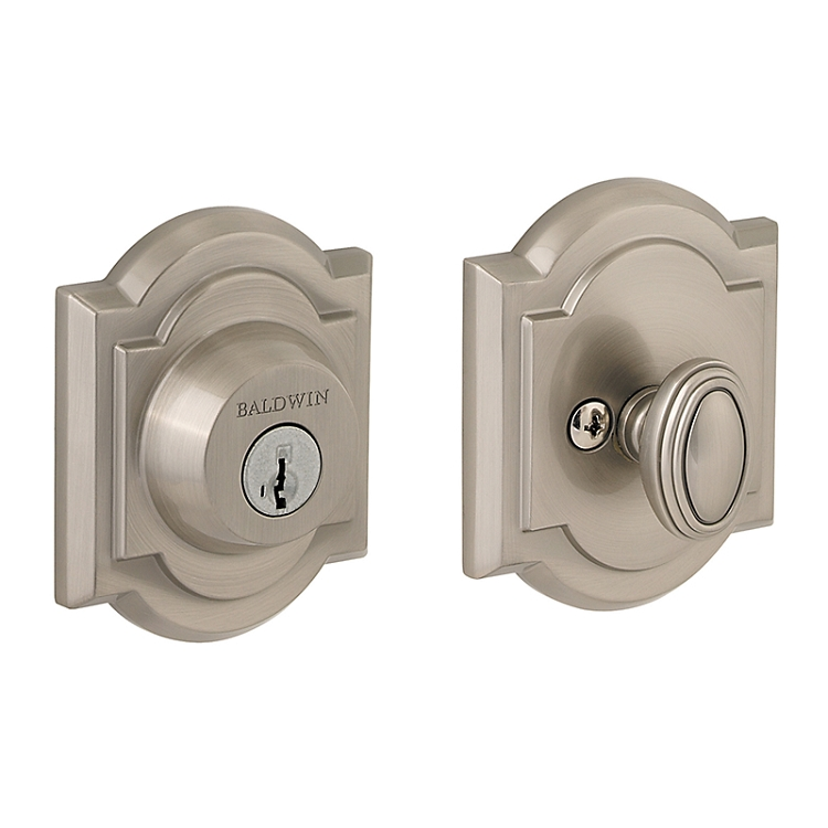 Baldwin Prestige Series Arched Deadbolt