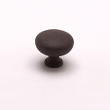 Berenson American Mission 1-1/8 Inch Knob in Dull Rust