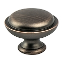 Berenson Advantage Plus 1 Knob 29MM Dia Verona Bronze