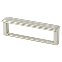 Berenson Oak Park Pull 96MM C/C Brushed Nickel