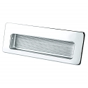 Berenson Seize 160mm CC Brushed Nickel Recess Pull