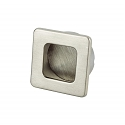 Berenson Stylus Brushed Nickel Extra Small Recess Pull