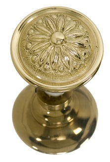 Brass Accents Helios Knob