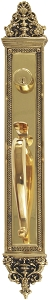 Brass Accents Apollo Collection Door 3-5/8 x 25-1/2