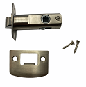 Brass Accents 2 Inch Backset Passage Latch