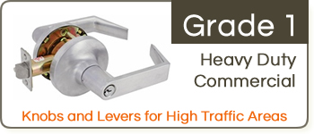 Heavy Duty Grade 1 Levers