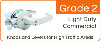 Heavy Duty Grade 2 Levers