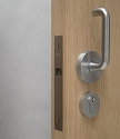 Cavilock ADA Lever Mortise Pocket Door Handle