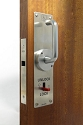 Cavilock ADA LaviLock Pocket Door Handle