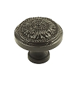Century Georgian 1 1/4 Inch Cabinet Knob in Oil Rubbed Bronze