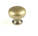 Century Hartford 1 1/4 Inch Cabinet Knob in Aged English