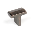 Century L'attitude T-Knob in Antique Bronze with Copper