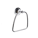 Century Vera Towel Ring - Polished Chrome