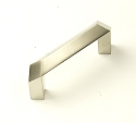 Century Venus 64mm Cabinet Pull in Matte Nickel