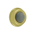 Deltana Solid Brass 1 Inch Diameter Flush Mounted Bumper