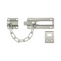 Deltana Doorbolt Chain Door Guard