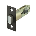 Deltana Residential Square Adjustable Privacy / Passage Latch
