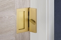 Emtek Barn Door Privacy Lock
