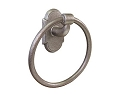 Emtek Wrought Steel Towel Ring