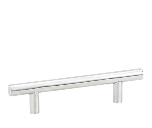 Emtek 6 Inch Stainless Steel Drawer Pull