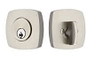 Emtek Urban Modern Style Single Cylinder Deadbolt