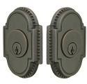 Emtek Knoxville Style Double Cylinder Deadbolt