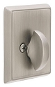 Emtek Rectangular Style  Deadbolt - Single Sided