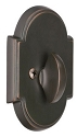Emtek #8 Style  Deadbolt - Single Sided
