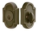 Emtek #11 Style Single Cylinder Deadbolt