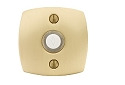 Emtek Brass Urban Modern Door Bell Cover