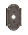 Emtek Lost Wax Style 11 Doorbell Cover