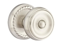 Emtek Waverly Knob with Rope Rosette