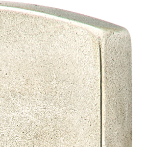 Emtek Tumbled White Bronze Finish