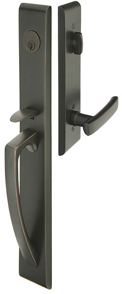 Emtek Orion Entrance Handleset