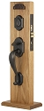 Emtek Denver Mortise Entrance Handleset