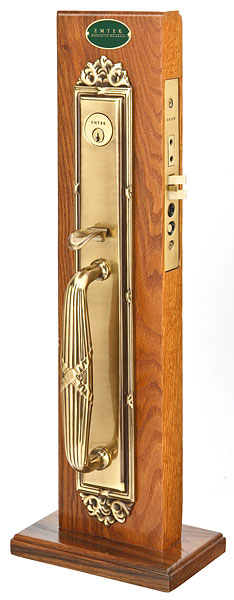 Emtek Versailles Mortise Entrance Handleset