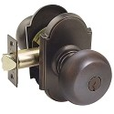 Emtek Providence Keyed Entrance Knob