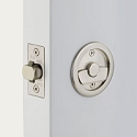 Emtek Round Tubular Pocket Door Hardware