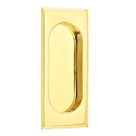 Emtek Rectangular Flush Door Pull