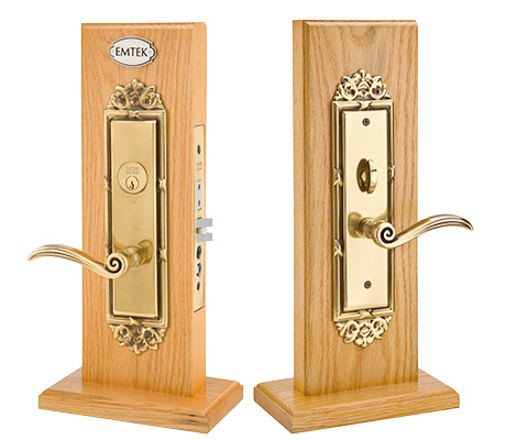 Emtek Regency Mortise Sideplate Locks