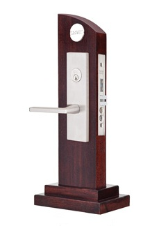 Emtek Stainless Steel Mormont Mortise Sideplate Locks